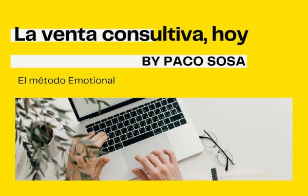 Venta emocional y consultiva